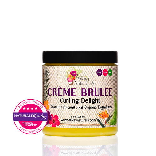 CREME BRULEE CURLING DELIGHT - 8oz.