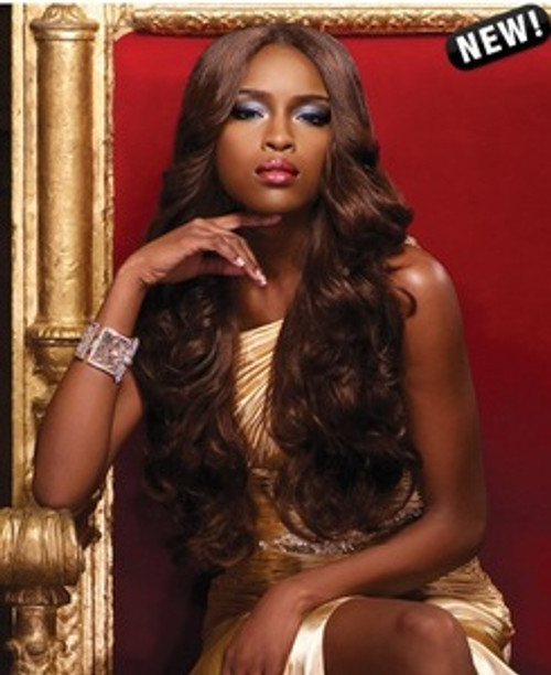 Sensationnel 100% Genuine Remi Human Hair Weave Alexander Yaki