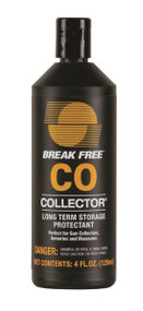 Break Free Collector - Long Term Storage Protection - 4oz - 088592002046