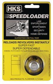 HKS 587-A Speedloader - 38 Spl / 357 Mag - 7 Shot - 088652005871