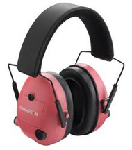 Champion Electronic Ear Muffs - Pink - 076683409751