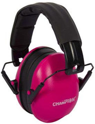 Champion Slim Passive Ear Muffs - Pink - 076683409720
