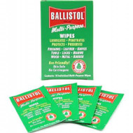 Ballistol Multi Purpose - 10 Count Wipes - 760858120106