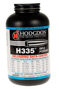 Hodgdon H335 Powder - 1 lb - 039288500438