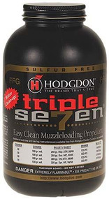 Hodgdon Triple Seven Granulated FFG Powder - 1 lb - 039288777205