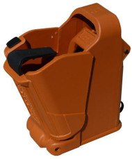 Maglula UpLULA 9mm to 45 ACP Magazine Loader - Orange Brown - 811619021030