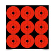 "Birchwood Casey Target Spots 2"" Targets - 029057339024"
