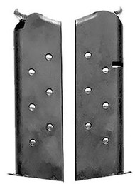 Chip McCormick Custom 1911 Magazine - 45 ACP - Blued - 8 Round - 705263143104