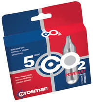 Crosman Copperhead CO2 12 Gram 5 Cylinders Per Pack - 028478023123