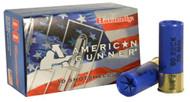 Hornady American Gunner Reduced Recoil Buckshot 12 Gauge 2.75 Inch 00 Buck - 10 Rounds - 090255862744