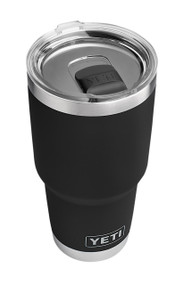 YETI Rambler 30oz with MagSlider Lid - Black - 888830021880