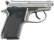 Beretta Model 21 Bobcat .22 Long Rifle 2.4 Inch Barrel Stainless Steel Finish Plastic Grips 7 Round - 082442188744
