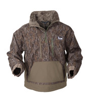 Banded Chesapeake Pullover - Mossy Oak Bottomland - 848222005720