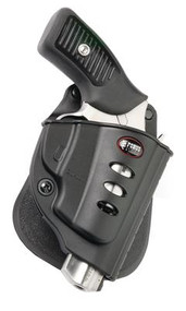 Fobus Evolution 2 Series Paddle Holster For Ruger SP101 Without Fiber Optic Sights Black Right Hand - 676315006794