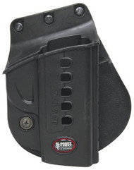 Fobus Evolution 2 Series Paddle Holster For Sig 226/220 Series Black Right Hand - 676315024392