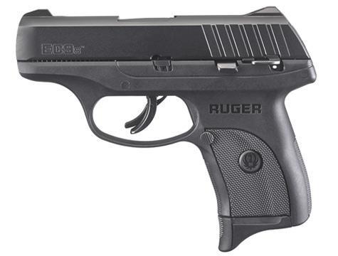 Ruger EC9s 9mm - Black - 7 Round - 736676032839