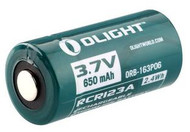 Olight RCR123A Lithium-ion Battery 3.7v - 6926540927253
