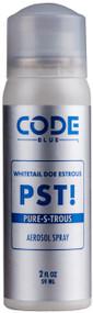 Code Blue OA1126 Whitetail Aerosol Spray Scent Deer 2 fl oz - 707114011594