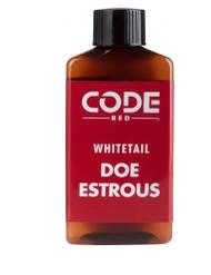 Code Red Doe 4oz  Estrous - 707114013062