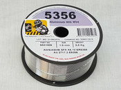 Aluminium 5356, 1.0mm, 102mm Spool