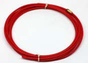Teflon Liner for Aluminium, 1.0-1.2mm, Red, 4 Metre