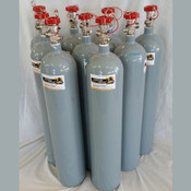 5KG CO2 Ownership Cylinder, (filled), S/N: