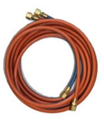 Twin Hose Set, 5mm X 10 Metres, LPG