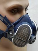 Dust Mask, Half Mask, P3, Welding Fumes/Smoke/Dust M/L
