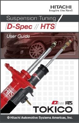 Suspension Tuning Tokico D-Spec / HTS Shocks