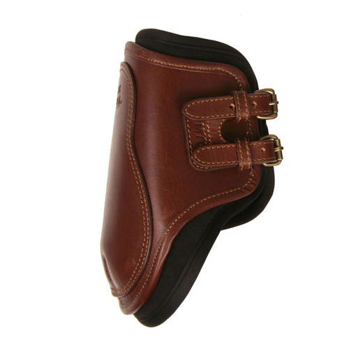 Majyk Leather/Buckle Hind Jumping Boots with Removable Liner