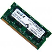 Crucial 2GB 200-Pin DDR2 800 PC2 6400 SoDIMM Memory CT25664AC800