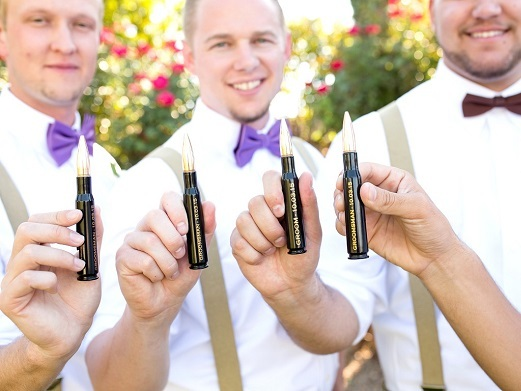 Groomsmen Gifts that they'll show off to everyone!