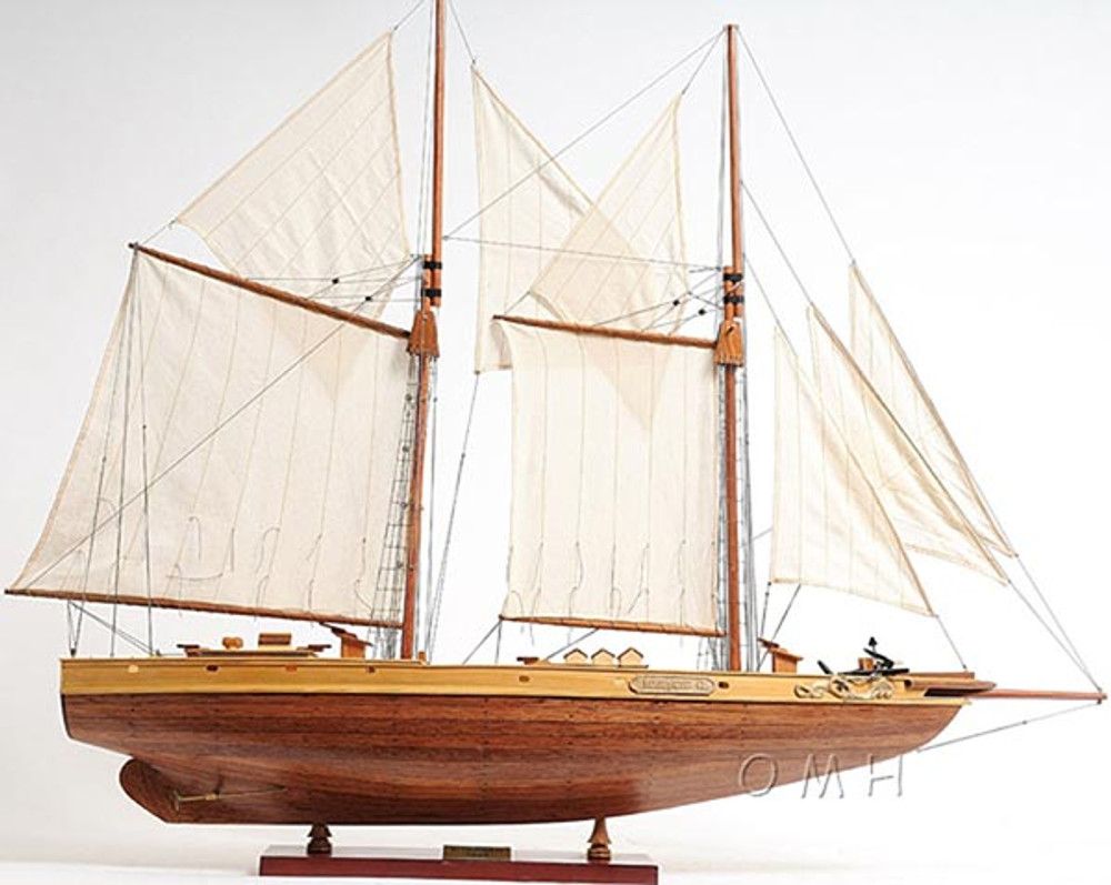 Bluenose II Fully Assembled Sailboat