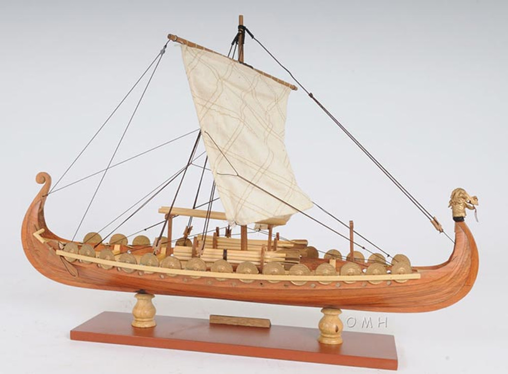 Drakkar Viking Small Version Longship