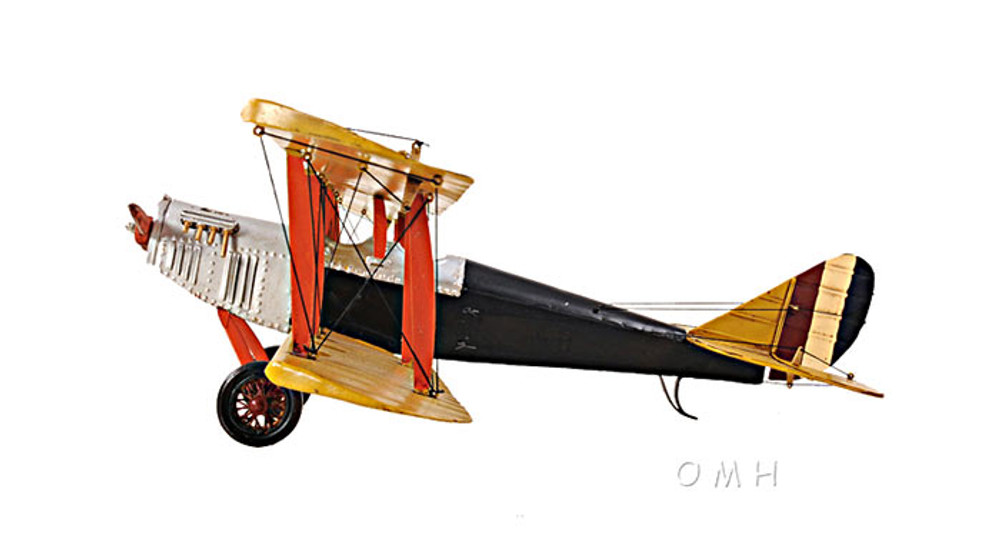 Curtiss Jenny in 1:18 Scale