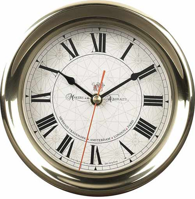Authentic Models Captain's Clock