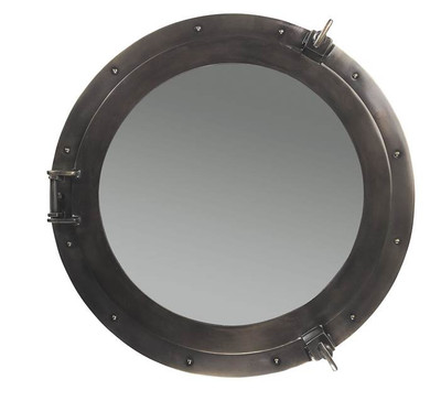 Authentic Models Lounge Porthole Mirror Large
