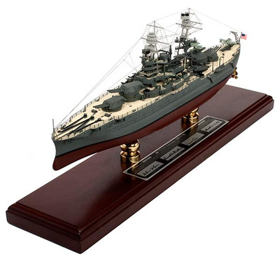 USS Arizona Battleship BB-39 Signed Edition