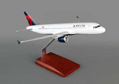 Delta Air Lines A320 1:100 Scale