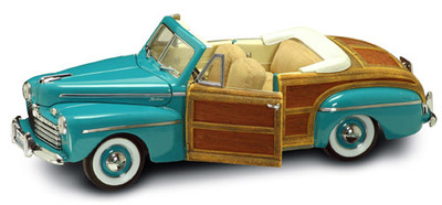 1946 Ford Sportsman Convertible w/Removable Top