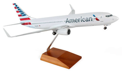Skymarks American Airlines Boeing 737-800 New Livery SKR8244