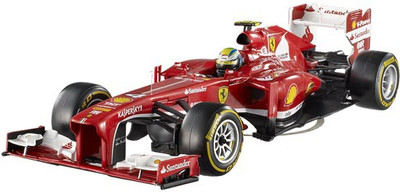 Hot Wheels/Mattel 2013 Ferrari F138 #4 Felipe Massa