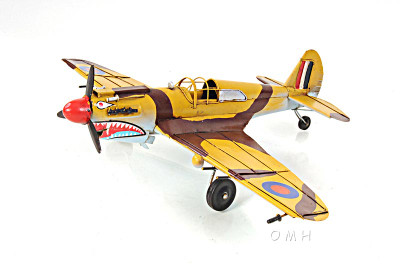 1941 Curtiss Hawk 81A 1:36 Scale