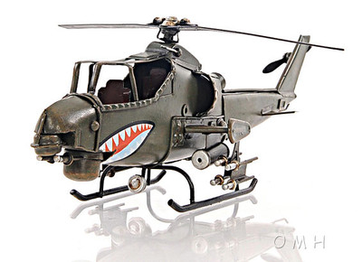 AH-1G Cobra Helicopter in 1:16 Scale