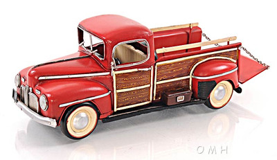 1942 Ford Pickup Truck in Red