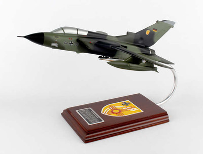 Luftwaffe Tornado Model Airplane