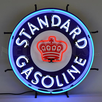 Neonetics Standard Gasoline Neon Sign