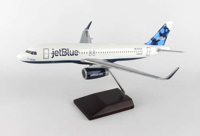 JetBlue Airbus A320 Blueberries