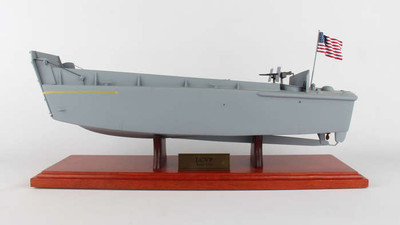 LCVP Landing Craft Vehicle Personnel