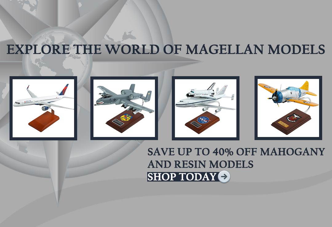Magellan Models - Airplanes Modes, Diecast Cars, Diecast Models Airplanes
